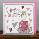 Birthday Card For A Girl