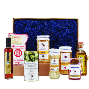 Brindisa Spanish Vegetarian Gift Box