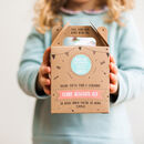 Teddy Biscuit Baking Party Bag
