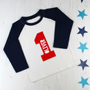 Personalised First Birthday T Shirt
