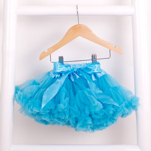 Deep Turquoise Pettiskirt Tutu - clothing