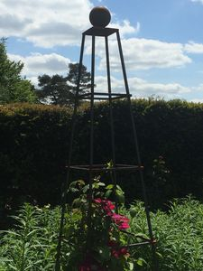 12mm Abinger Garden Obelisks - garden furniture