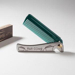 Special Edition Man Comb - what's new