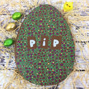 Large Chocolate Easter Egg Personalised Gift