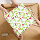 Christmas Holly Personalised Wrapping Paper