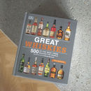 Great Whiskies Book