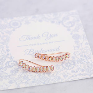 Bridesmaid Ear Crawler - summer sale