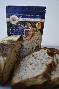 Gluten Free Rye And Buckwheat Bread Mix Collection