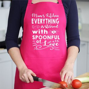 Stirred With A Spoonful Of Love Personalised Apron - new in home