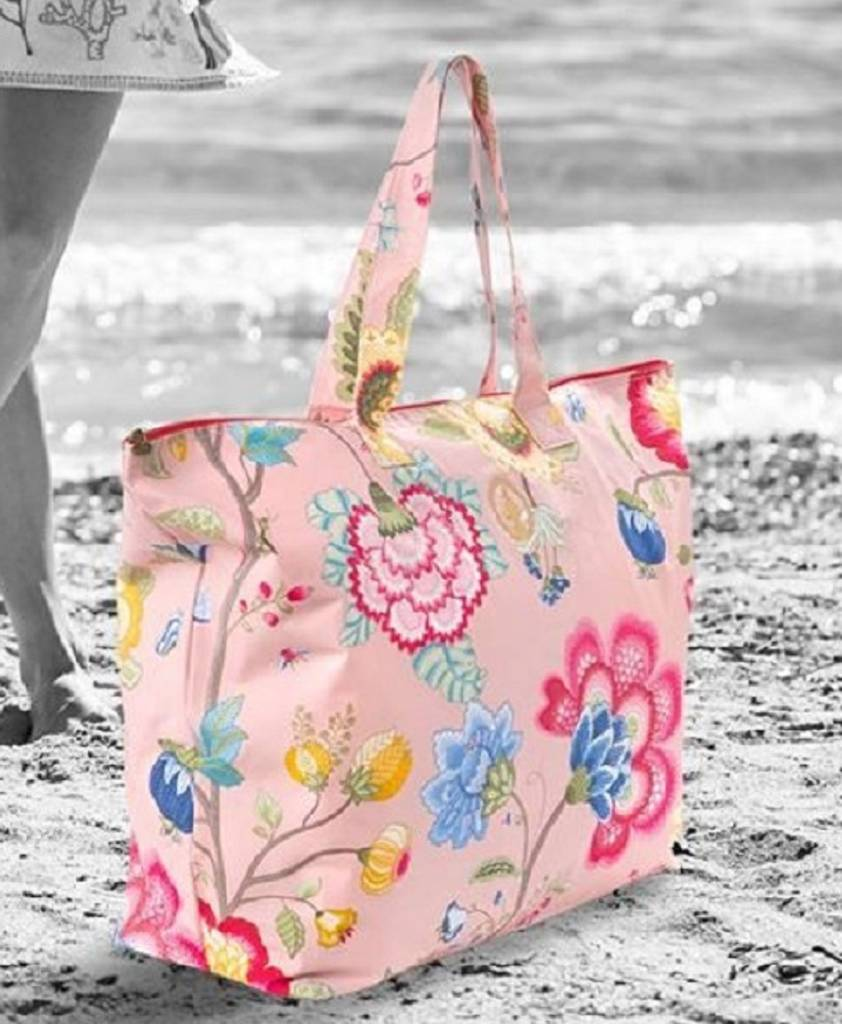 fd8840f1471 pip studio large beach bag by fifty one percent | notonthehighstreet.com
