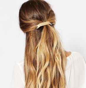 Gold Hair Bun Ring