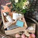 Beauty Gift Box And Flowers, Central London Delivery