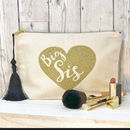 Sister Make Up Bag