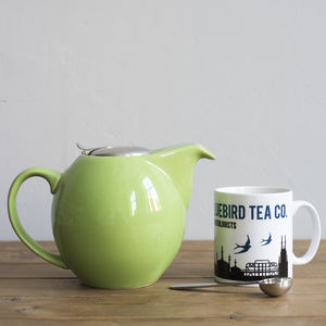 Large Loose Leaf Teapot