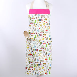 Brilliantly British Apron