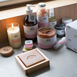 Build Your Own Eco Luxe Pamper Gift - shop by category
