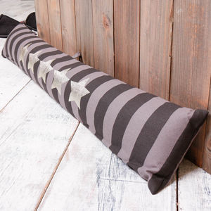 Modern Stars And Stripes Draught Excluder - decorative accessories