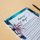 A5 Making Magic Notepad