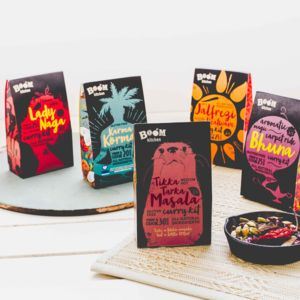 Craft Curry Kits, Gift Set Of Four - food & drink gifts under £30