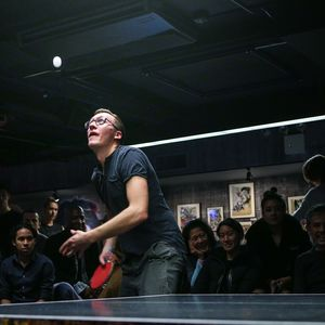 Table Tennis Masterclass For Two - dance, music & sport experiences