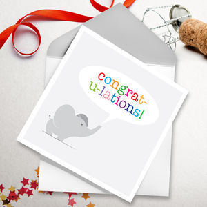 Congratulations Card - congratulations cards