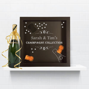 Keepsake Box For Champagne Corks
