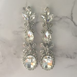 Chandelier Earrings | Ideal For Christmas Or Bridal - wedding jewellery