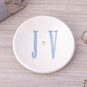 Personalised Wedding Or Engagement Ring Dish - home accessories