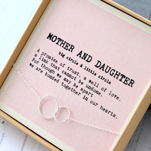 'Mother And Daughter' Bracelet - gifts for mothers