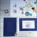 Mother's Day Personalised Handprint Footprint Card