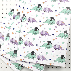 Weddding Wrapping Paper