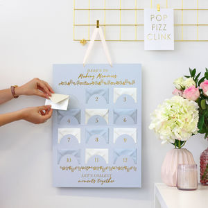 Personalised Chart Of Romantic Activities - decorative accessories