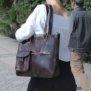 Edith Tote - womens