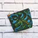 Tropical Make Up Small Wash Bag