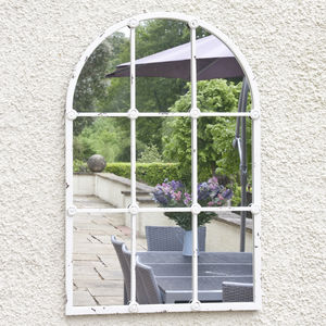 Peony Garden Mirror - sculptures & ornaments