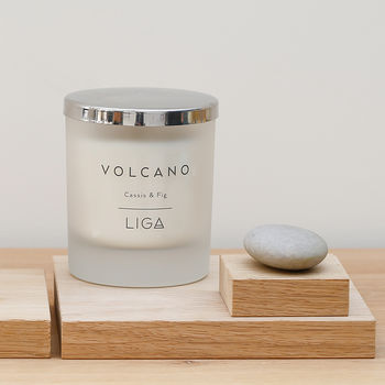 Volcano Candle | Cassis And Fig