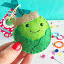 King Sprout Decoration Sewing Craft Kit