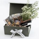 Chocolate Lovers Gift Hamper - food & drink