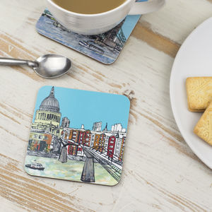 'Millennium Bridge' London Coaster
