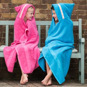 Jumbo Children's Hooded Towel