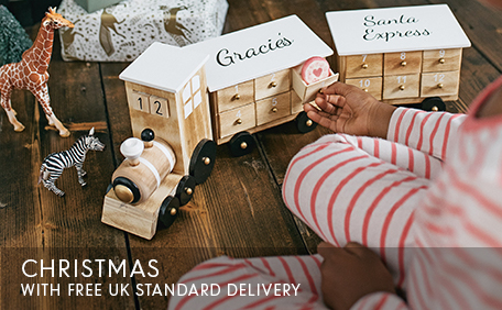 Christmas with Free Standard UK Delivery