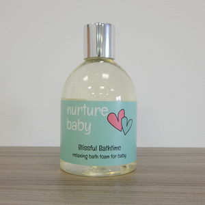 Blissful Baby Bathtime - baby care