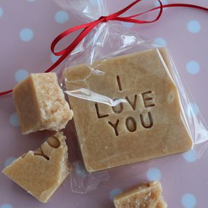 Personalised Message Tablet Square