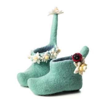 Edelweiss Surprise Children's Slippers