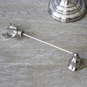 Stag Head Candle Snuffer - candlesticks