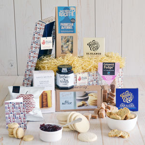 Alcohol free hampers notonthehighstreet premium traditional hamper hampers negle Images