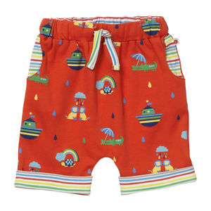 Rainbow Ark Baby Shorts