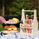 Personalised Barbecue Condiment Holder
