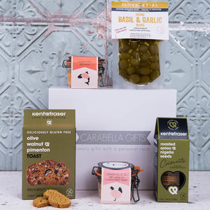 Gluten Free Savoury Hamper - new in food & drink