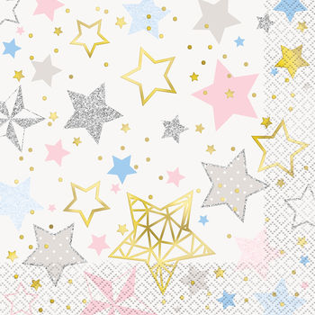 Twinkle Twinkle Party Napkins
